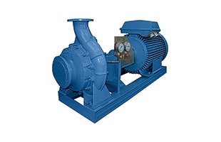 BOB – Horizontal Centrifugal Pump w/ Robust Bearings Bracket