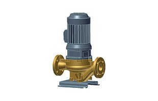 LN - Centrifugal Pump Vertical In-line