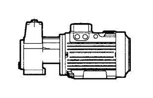 MA – Self Priming Close Coupled Side Channel Pump